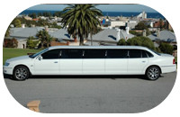Holden Caprice Stretch Limousine Pt432 outside