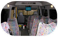 Mercedes Sprinter Mini Coach TC 6005 inside