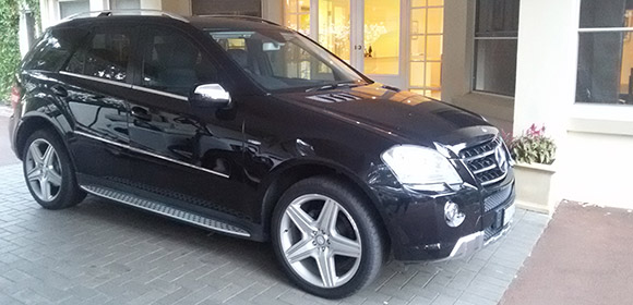 Mercedes-Ml300
